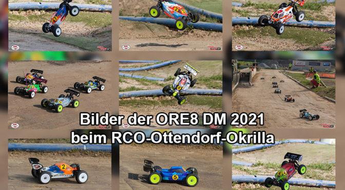 Bildergalerie der DM 2021 ORE8 beim RC-Offroad Ottendorf-Okrilla e.V.