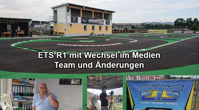 Neues Medienformat beim ETS R1 Start am Wochenende in Andernach