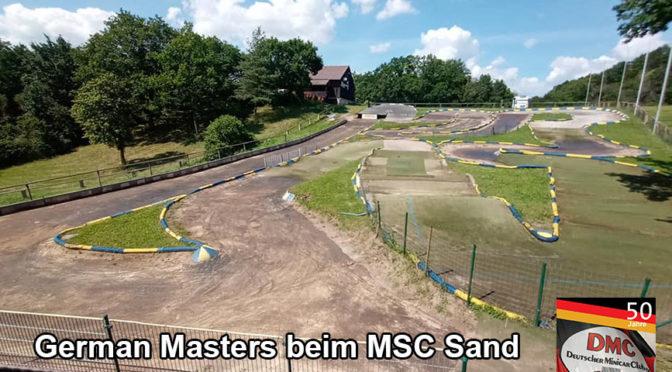 """German Masters (Deutschland Pokal) unter dem Motto """"50 Jahre DMC"""" beim MSC-Sand"""