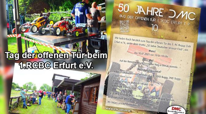 """Erfolgreiche Veranstaltung """"50 Jahre DMC"""" in Erfurt"""
