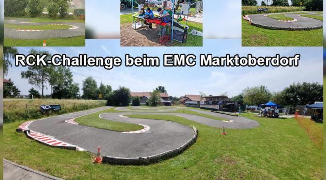 Der EMC Marktoberdorf lud zur RCK-Challenge
