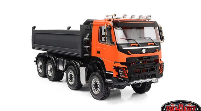 1/14 8×8 Armageddon Hydraulic Dump Truck (FMX) von RC4WD
