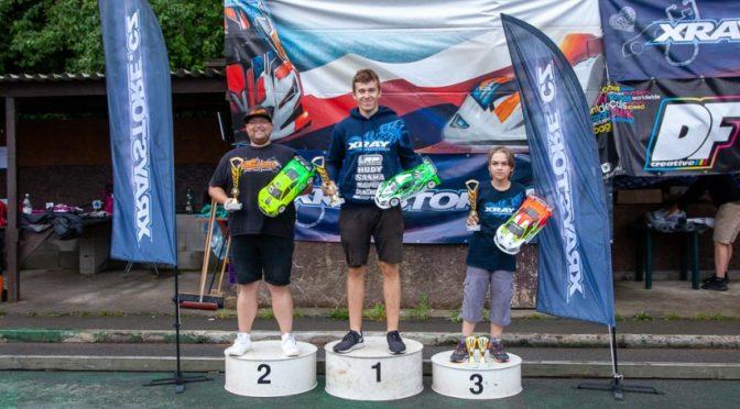 Sulc und Dostál siegreich bei den Czech National Championship