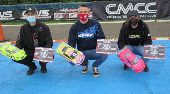Jefferies und Askell siegreich bei den BRCA Touring Championship