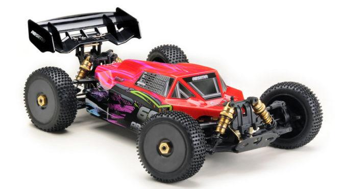 """Update – 1:8 Buggy """"STOKE Gen2.1"""" 6S RTR"""