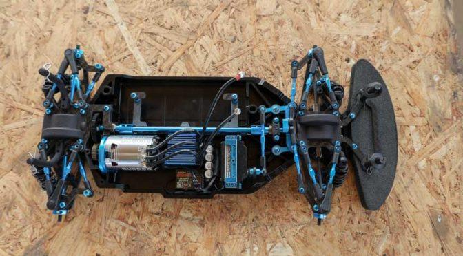 TT-02 KRV4 von Kevin Kreft – Entwickelt für die GT-Sport Klasse