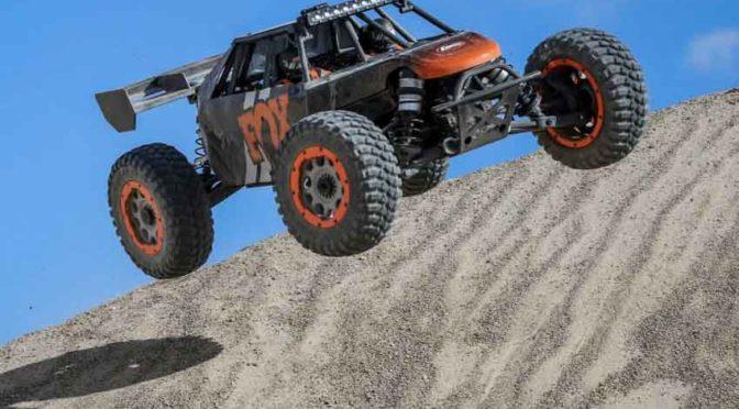 1/5 DBXL-E 2.0 4WD Desert Buggy Brushless RTR mit Smart & DX3
