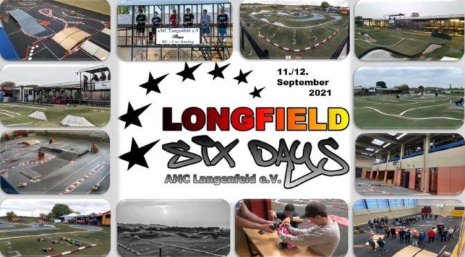 Friendscup, Triple-Days und jetzt wieder die Longfield Sixdays 2021/22