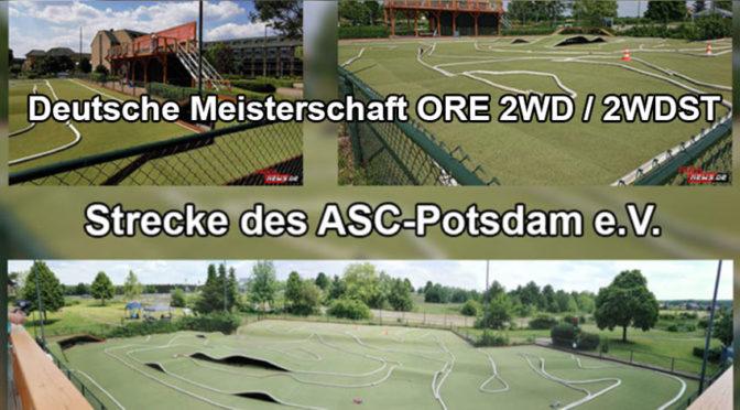 Deutsche Meisterschaft ORE 2WD / 2WDST beim ASC POTSDAM e.V.