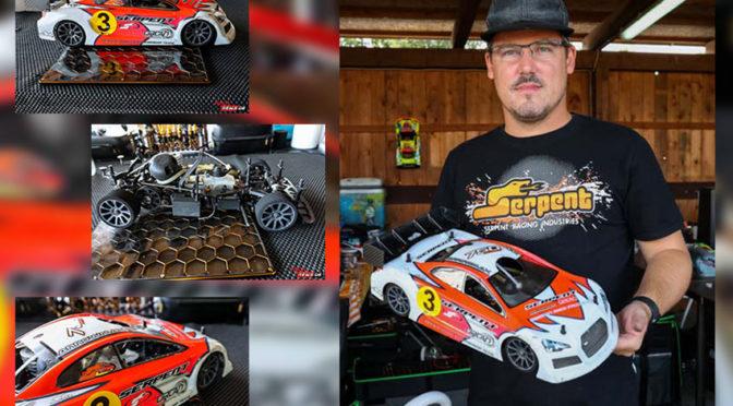 Chassisfokus Serpent Natrix 750 Evo – Dennis Sting