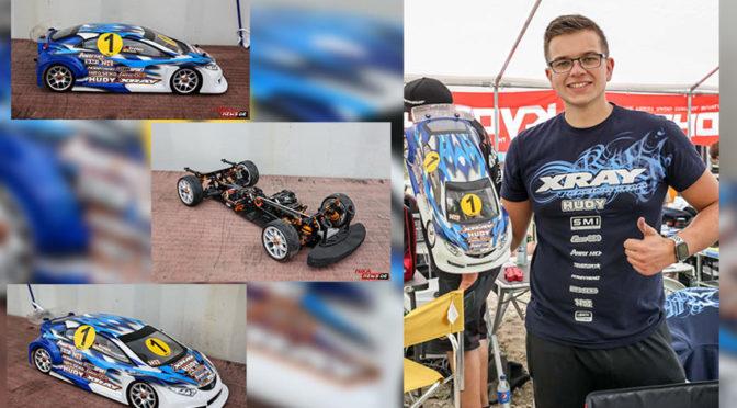 Chassisfokus Xray T4F`21 – Stefan Schulz