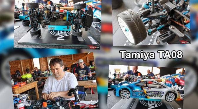 Chassisfokus Tamiya TA08 – Michael Stiegler