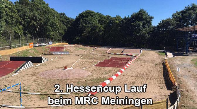 2.Hessencup Lauf beim MRC Meiningen