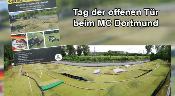 Wir feiern 40 Jahre MC-Dortmund und 50 Jahre DMC – Tag der offenen Tür