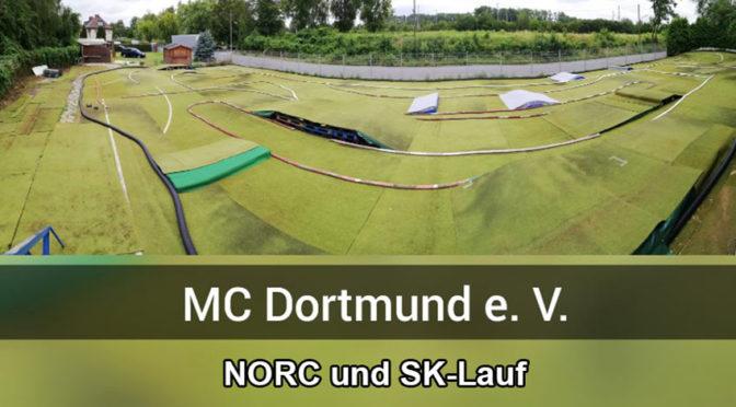 Der MC Dortmund lädt zum 4.NORC und SK-Lauf