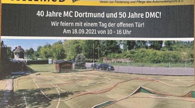 Tag der offenen Tür – 40 Jahre MC Dortmund