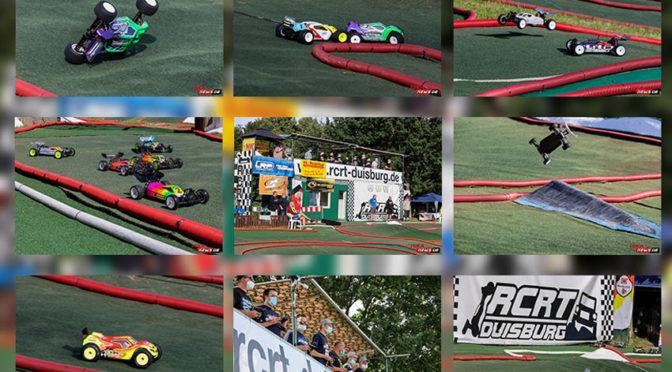 Bilder von der Deutschen Meisterschaft ORE4WD + TR2 beim RCRT Duisburg