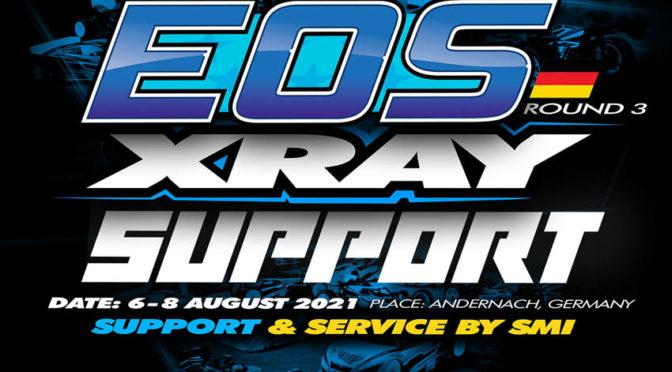 Xray Support beim EOS R3