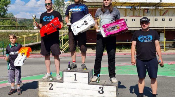 Hola und Dostal sind Czech National Champions