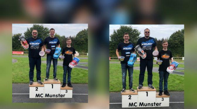 TOS / SK-Lauf beim MC Munster