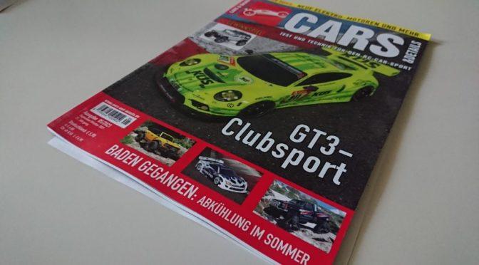"""Die fünfte Ausgabe des Jahres 2021 der """"CARS & DETAILS"""" ist erschienen!"""