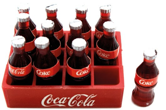 HRC Plastik Cola Box
