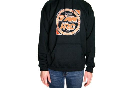 HRC Hoodie – HRC Racing Team – Black