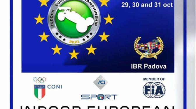 Indoor Europameisterschaft 2021 OR8 / ORE8 in Italien