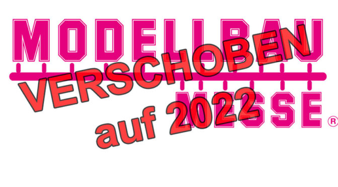 Abgesagt – Modellbau Messe 2021