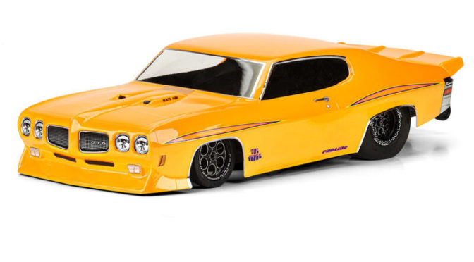 1/10 1970 Pontiac GTO Judge von Pro-Line Racing