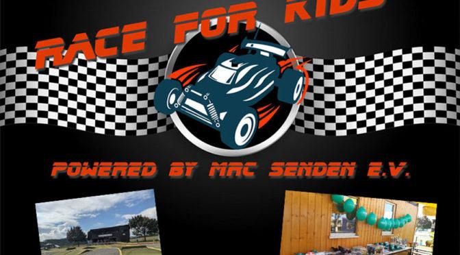 Race for Kids für einen guten Zweck beim MRC-Senden