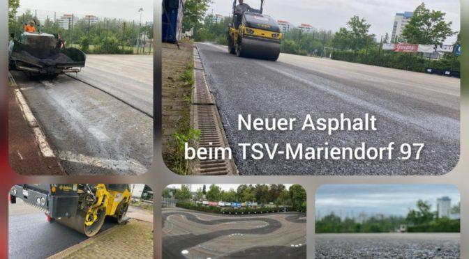 20.000 € investiert beim TSV Mariendorf 97