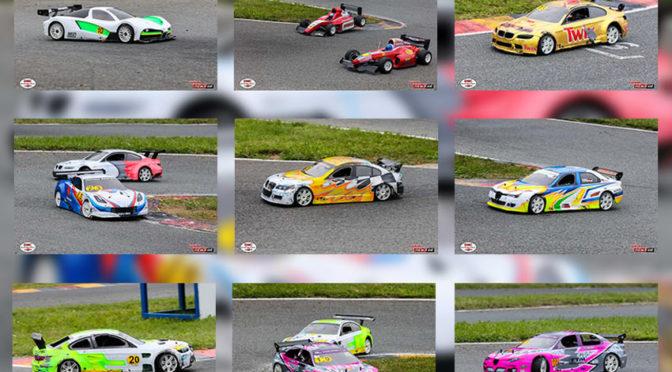 Bildergalerie 1 der DM VG5TW + F1 2021 beim AMC-Mühlau