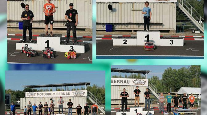 Das Ostmasters / SK-Lauf beim RC-Speedracer ist entschieden