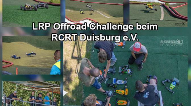 LRP-Offroad-Challenge beim RCRT-Duisburg