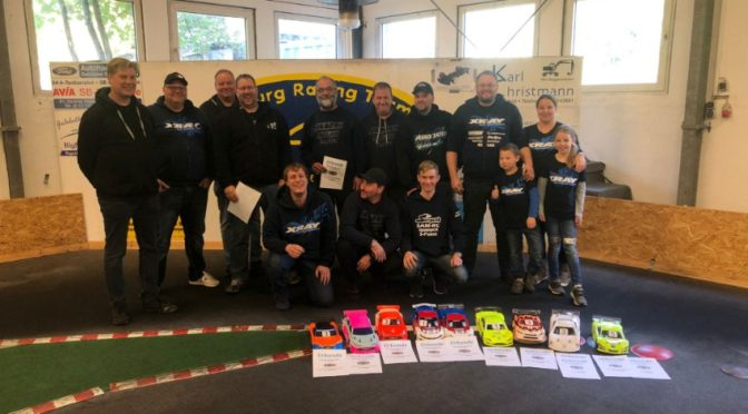 RCK-Challenge beim Auburg Racing Team