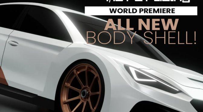 Bittydesign kündigt eine neue FWD Karosserie an