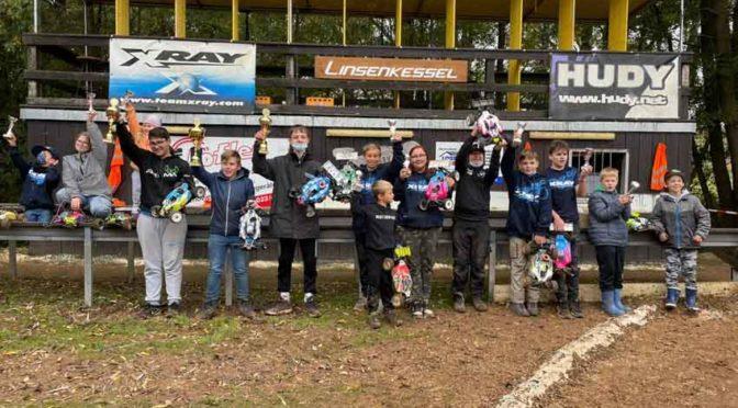 Jugendlauf beim Hessencup beim MSV