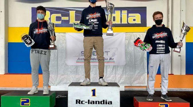 Orlowski ist GT12 European Champion 2021!