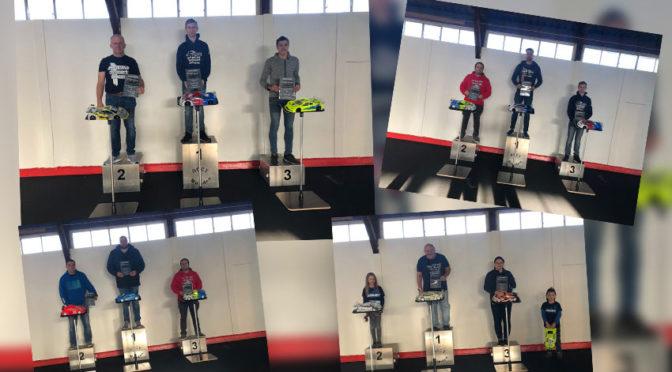 RCK-Challenge beim RCCT Münden – Indoor ging es weiter