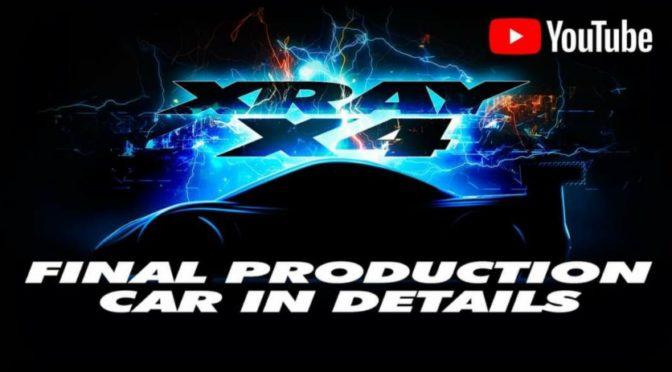 Der X4 von Xray – Präsentation am Freitag ?