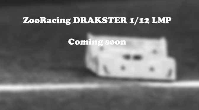 ZooRacing DRAKSTER 1/12 – coming soon