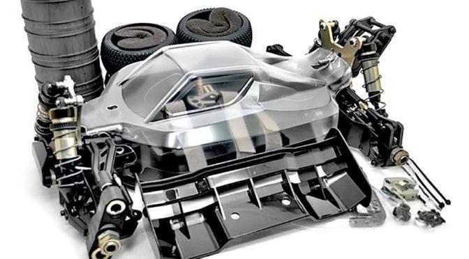 Hobao Hyper VS2 Elektro Buggy 1/8 ARR Roller