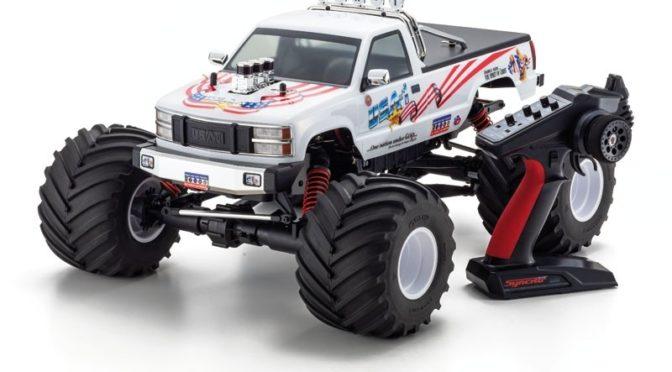 Kyosho USA-1 VE 1:8 4WD Readyset
